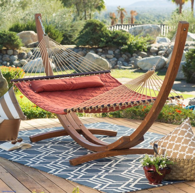 Material of Hammock Stand